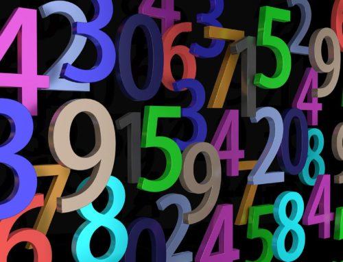 Petite initiation à la numérologie…
